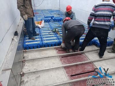 深床滤池气水分布系统