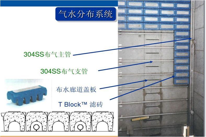 6cb8e58f6fb20a070a4f2ee15dfa0c7b - 深床滤池气水分布系统